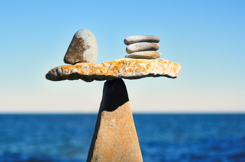 נקודת איזון במרפאת שיניים
