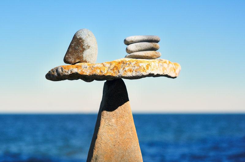 דוד גרוס, יועץ עסקי,נקודת איזון